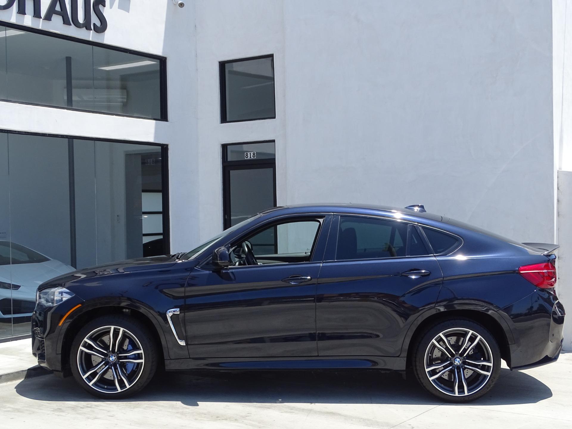 2015 BMW X6 M Stock  6583 for sale near Redondo Beach CA