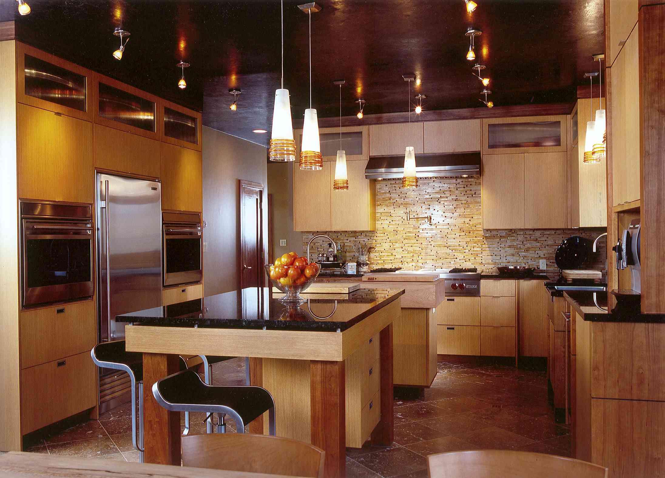 designer ian cairl - regional winner - sub-zero/wolf kitchen design