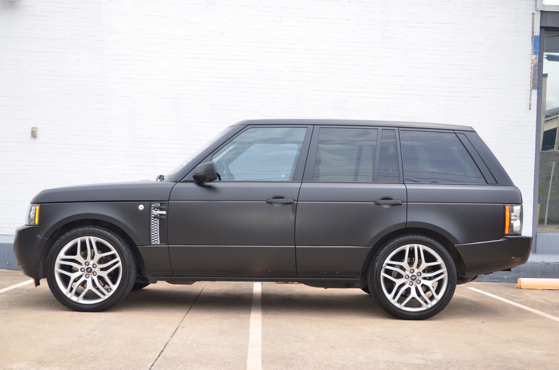 2010 Land Rover Range Rover HSE LUX Stock 1ORRHSE for sale near