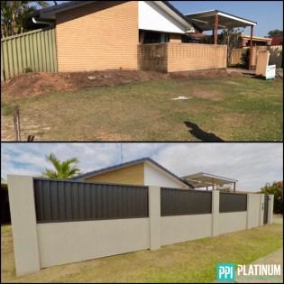 Modular Fence Install