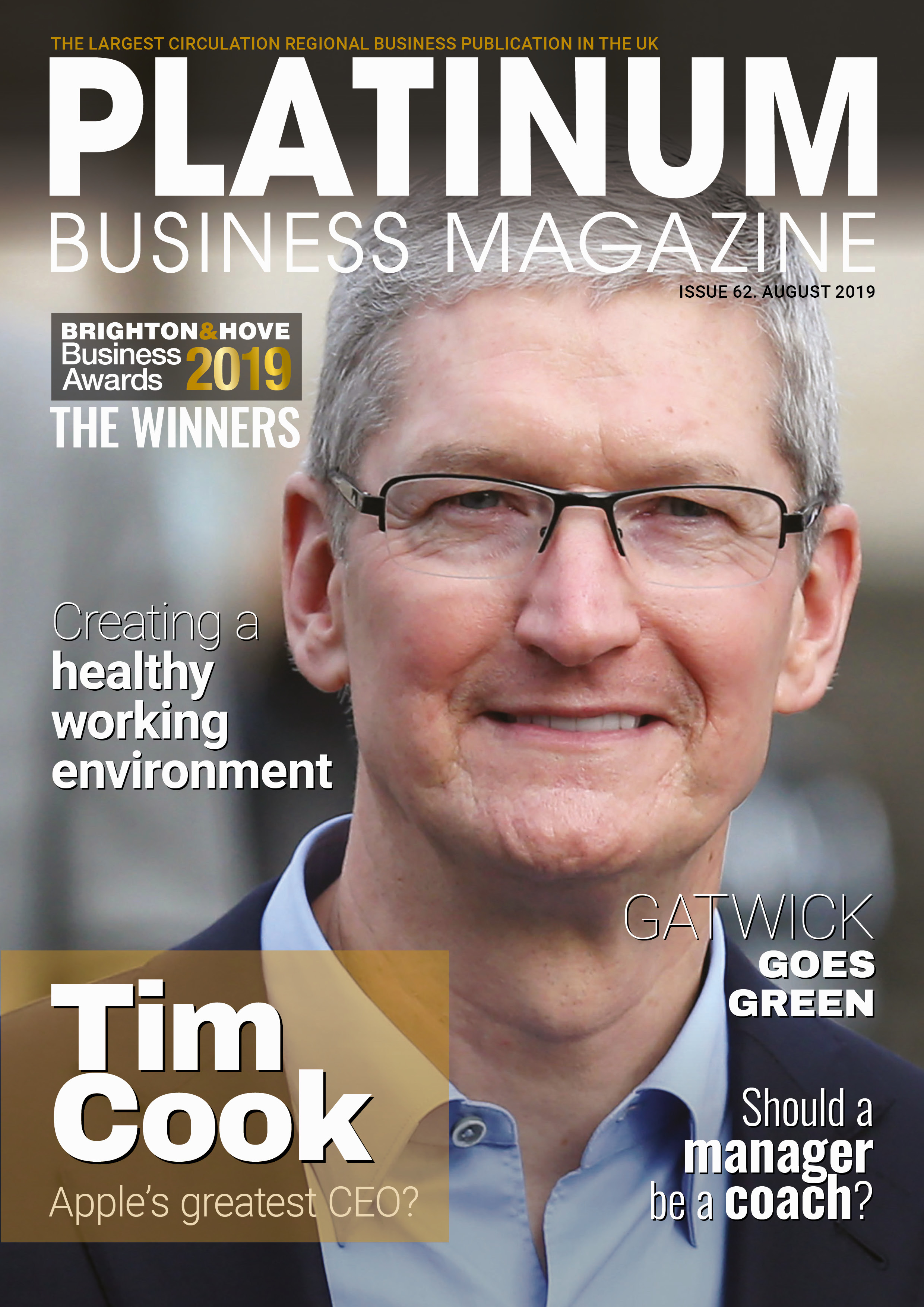 business magazines sussex and