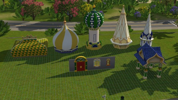 Build Items