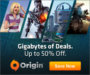 ELECTRONIC ARTS, INC. (Origin Store)