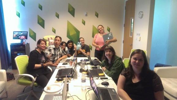 Simguru Twitter team!