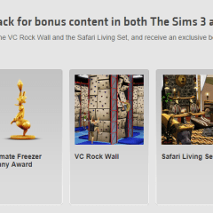 Have The Sims 4? Buy The Sims 3 EPs and get store content!