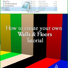 The Sims 4 Walls and Floors tutorial