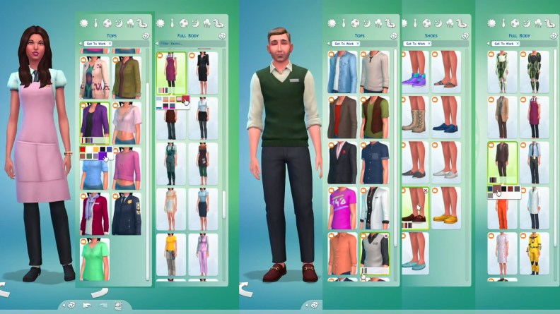 2015-03-10 18_47_58-The Sims 4 Get to Work_ Official Retail Gameplay Trailer - YouTube