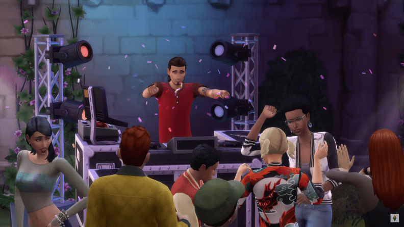 2015-08-08 21_46_38-The Sims 4 Get Together_ Official Announce Trailer - YouTube