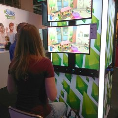 The Sims 4 Console Gamescom impressions