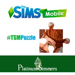 The Sims Mobile Puzzle game