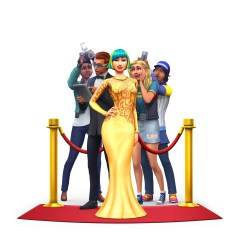 The Sims 4 Get Famous – Acting Live Stream