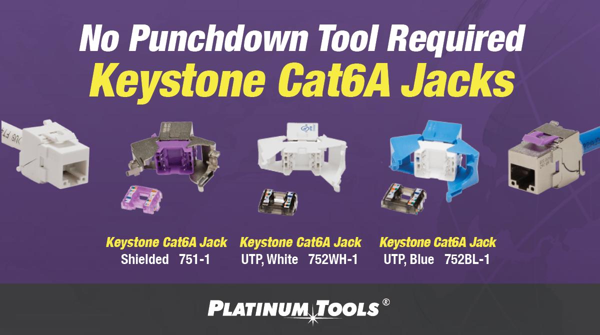 hight resolution of keystone cat6a jacks