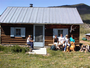 Platoro Outfitters  Cabin For Rent