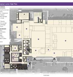 above is an conceptual design of the new north platte junior high school created by incite design studios new additions include a band room computer lab  [ 4323 x 3341 Pixel ]