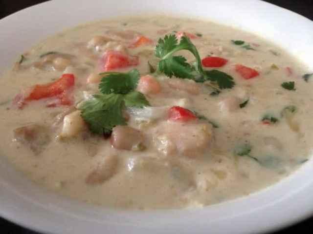 white chicken chil crock pot recipe