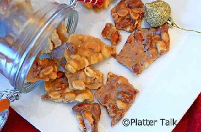 Have you ever wondered how do you make peanut britlte?