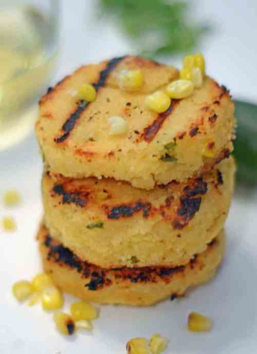 Grilled Grits