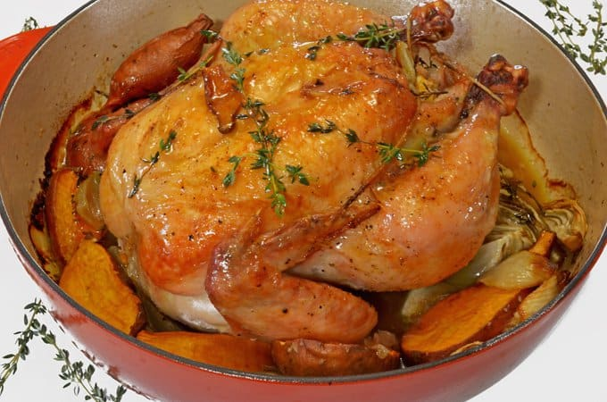 Roasted Chicken Recipes You Need to Try Now Featuring Ina Garten's