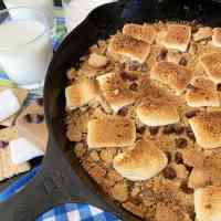 Smores Brownies Recipe on Food Blog