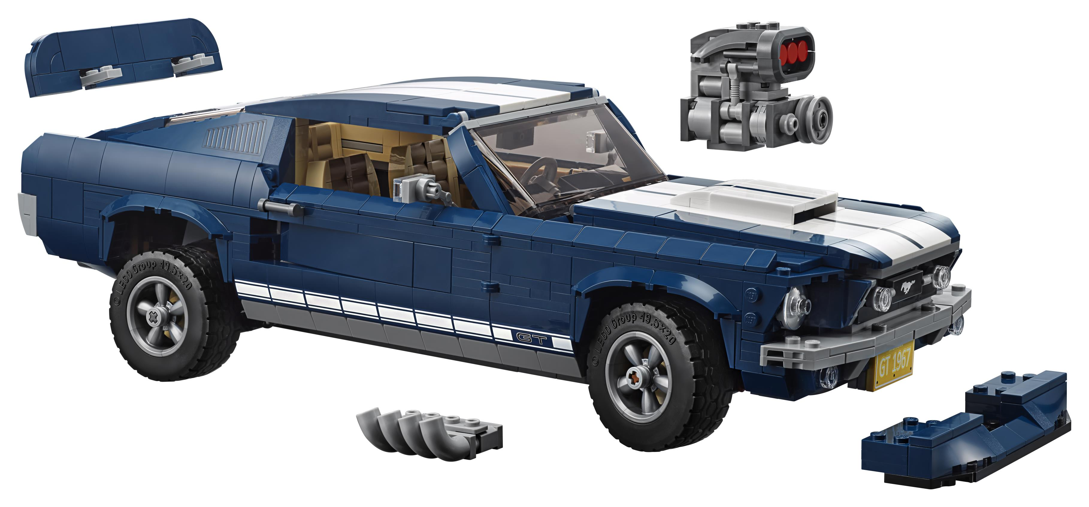 Ford And Lego Bring A Classic Icon Of The Road With The New Ford