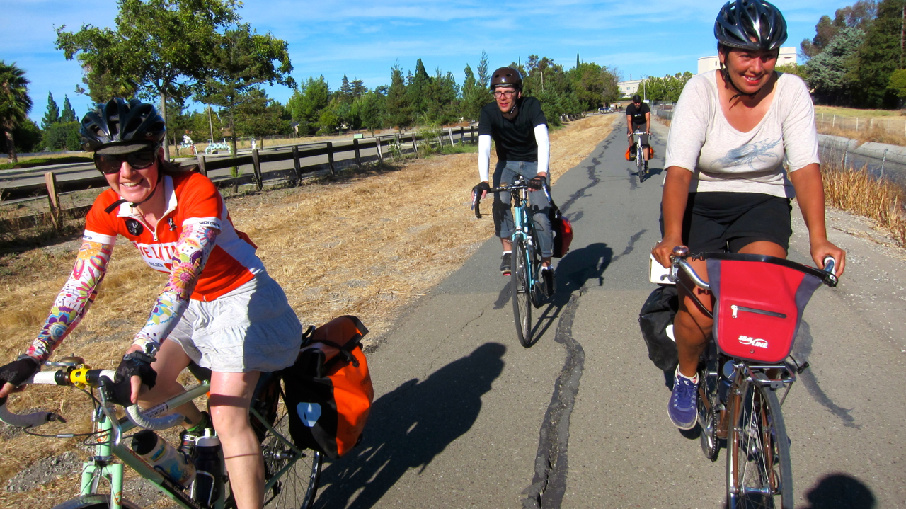 Ride-On: Biking to Bountiful Brentwood