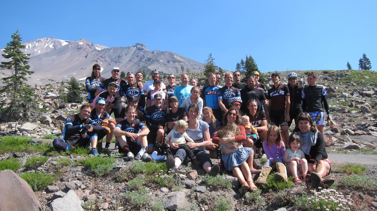 2013 dfL Shasta Weekend
