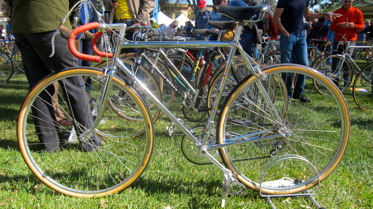 2015 L'Eroica California (Day 1)