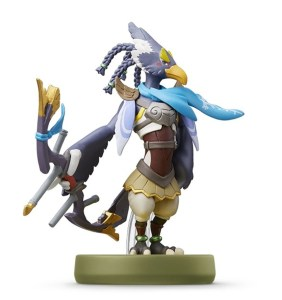 amiibo The Legend of Zelda: Breath of the Wild Series Figure (Ribal)