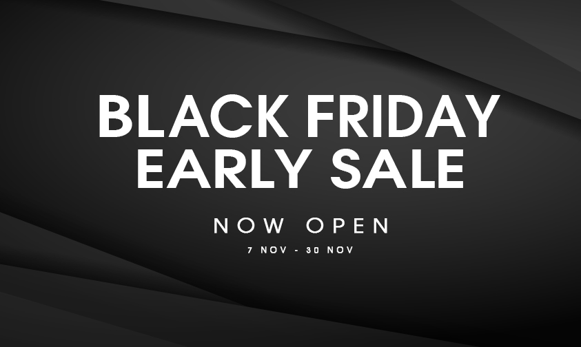 BLACK FRIDAY EARLY SALE - NOW OPEN - Playasia Blog