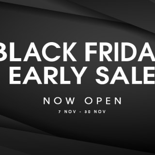 Black Friday now-open