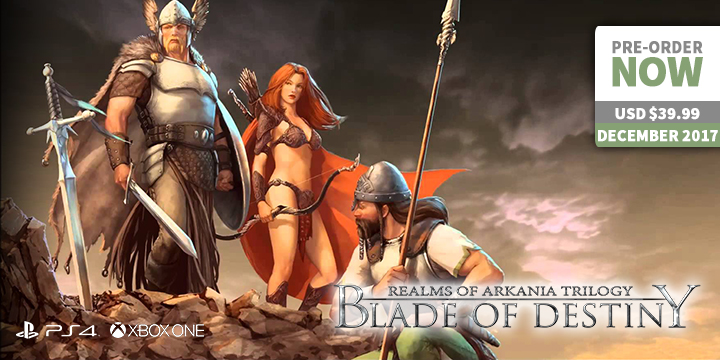 play-asia.com, Realms of Arkania, Realms of Arkania PlayStation 4, Realms of Arkania Xbox One, Realms of Arkania EU, Realms of Arkania release date, Realms of Arkania price, Realms of Arkania gameplay, Realms of Arkania features