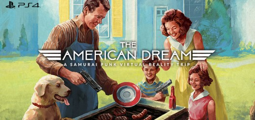 Play-Asia.com, The American Dream, The American Dream PlayStation 4, The American Dream PlayStation VR, The American Dream Europe, The American Dream features, The American Dream gameplay, The American Dream price, The American Dream release date