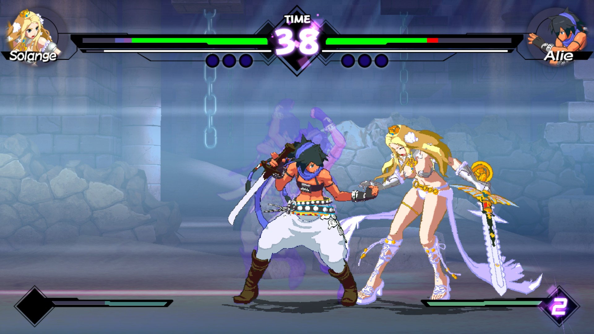 Blade Strangers Introduces Various Game Modes and Additional Features