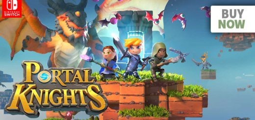 "The good thing with Portal Knights being offered in Nintendo Switch is the fact that you can play the game either by yourself or with somebody else with the use of split-screen co-op. Another option available is by playing it with up to 3 more players online. So obviously, the saying ""two heads are better than one"" will go a long way in seizing monsters."