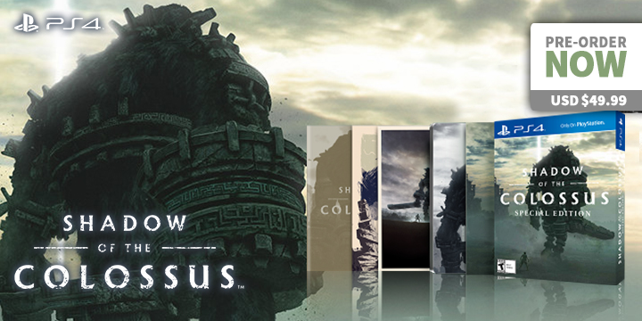 play-asia.com, Shadow of the Colossus, Shadow of the Colossus PlayStation 4, Shadow of the Colossus PlayStation 4 Pro, Shadow of the Colossus Japan, Shadow of the Colossus Asia, Shadow of the Colossus US, Shadow of the Colossus EU, Shadow of the Colossus release date, Shadow of the Colossus price, Shadow of the Colossus gameplay, Shadow of the Colossus features