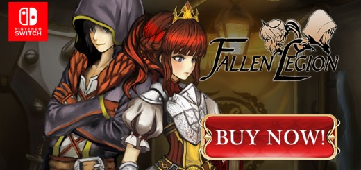 play-asia.com, Fallen Legion: Rise to Glory, nintendo switch, europe, usa, release date, price, gameplay, features