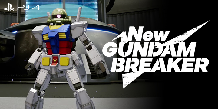Video Game Reviews: New Gundam Breaker PS4