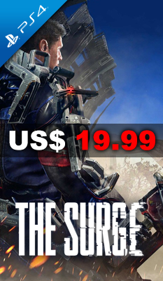 THE SURGE by Maximum Games