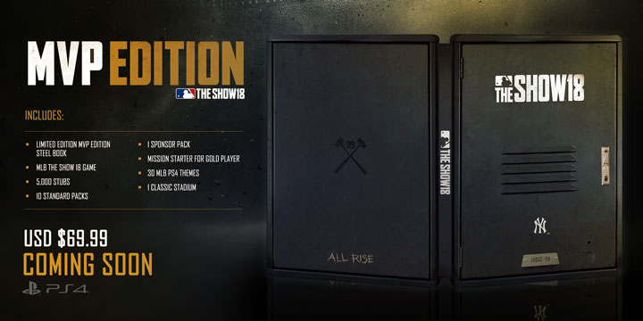 Play-Asia.com, MLB The Show 18, MLB The Show 18 PlayStation 4, MLB The Show 18 US, MLB The Show 18 Asia, MLB The Show 18 gameplay, MLB The Show 18 features, MLB The Show 18 release date, MLB The Show 18 price