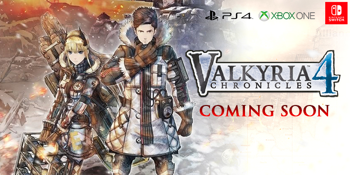 Play-Asia.com, Senjou no Valkyria 4, Senjou no Valkyria 4 Japan, Senjou no Valkyria 4 Asia, Senjou no Valkyria 4 PlayStation 4, Senjou no Valkyria 4 features, Senjou no Valkyria 4 gameplay, Senjou no Valkyria 4 release date, Senjou no Valkyria 4 price