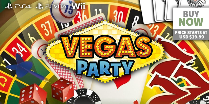 Play-Asia.com, Vegas Party, Vegas Party Europe, Vegas Party Nintendo Switch, Vegas Party features, Vegas Party release date, Vegas Party price, Vegas Party gameplay
