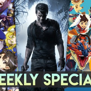 WEEKLY SPECIAL: Dragon Quest X, Uncharted 4, RiME, and More!