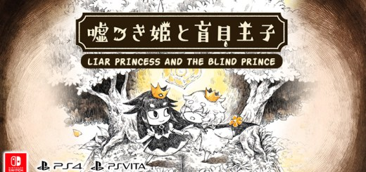 Liar Princess and the Blind Prince gameplay Archives