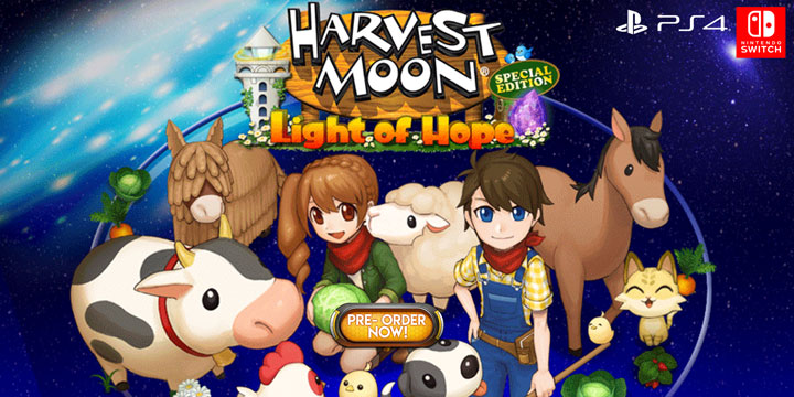 Play-Asia.com, Harvest Moon: Light of Hope Special Edition , Harvest Moon: Light of Hope Special Edition Europe, Harvest Moon: Light of Hope Special Edition Nintendo Switch, Harvest Moon: Light of Hope Special Edition PlayStation 4, Harvest Moon: Light of Hope Special Edition gameplay, Harvest Moon: Light of Hope Special Edition features, Harvest Moon: Light of Hope Special Edition release date, Harvest Moon: Light of Hope Special Edition price, Harvest Moon: Light of Hope Special Edition delay