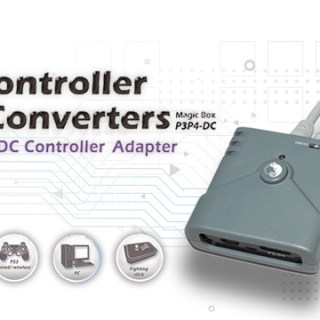 Play-Asia.com, Brook PS3/PS4 to Dreamcast Controller Super Converter, Brook PS3/PS4 to Dreamcast Controller Super Converter release date, Brook PS3/PS4 to Dreamcast Controller Super Converter price, Brook PS3/PS4 to Dreamcast Controller Super Converter features