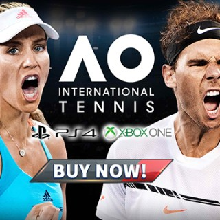 Play-Asia.com, AO International Tennis, AO International Tennis PlayStation 4, AO International Tennis Xbox One, AO International Tennis Europe, AO International Tennis release date, AO International Tennis price, AO International Tennis gameplay, AO International Tennis features