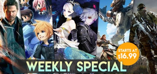 WEEKLY SPECIAL: The Last Guardian, Horizon: Zero Dawn, Quantum Break, & More!