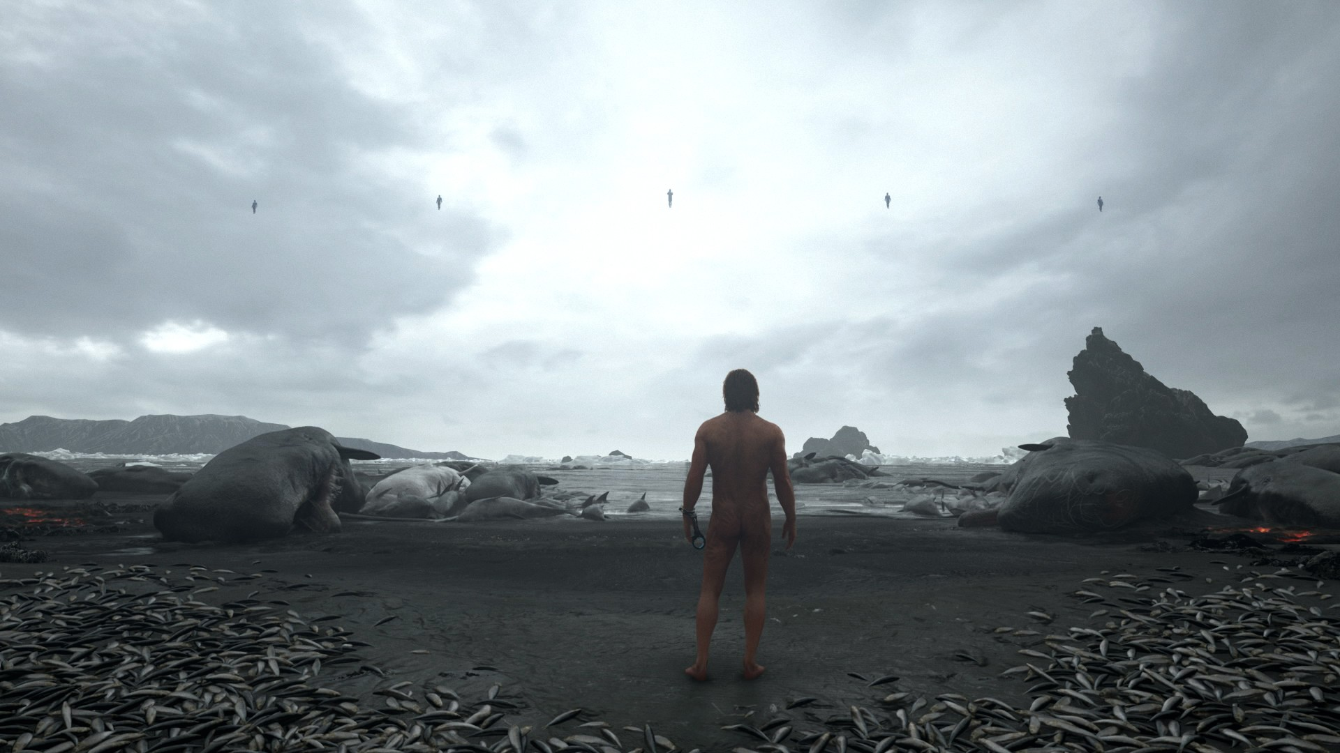Death Stranding, PlayStation 4, US, Europe, game, E3, release date, trailer, screenshots