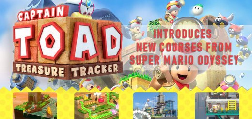 Captain Toad: Treasure Tracker, Nintendo, Switch, 3DS, US, Europe, Japan, Australia, gameplay, features, trailer, screenshots, game updates, update