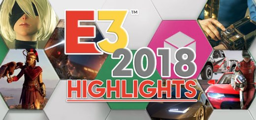 E3, E3 2018, PS4, XONE, Switch, Microsoft, EA, Square Enix, Nintendo, Bethesda Software, Ubisoft, Sony